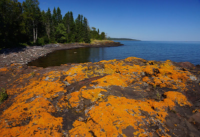Lake Superior Shoreline 003