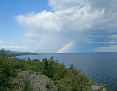 Rainbow Over Shovel Point 001_PSundberg