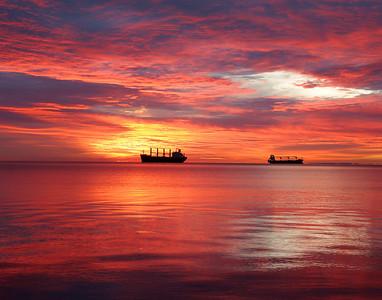 Duluth Harbor Sunrise 7_PSundberg