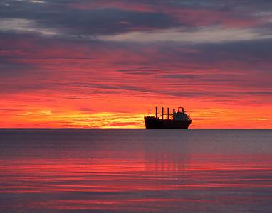 Duluth Harbor Sunrise 11_PSundberg