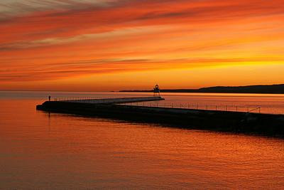 Agate Bay Sunset 002
