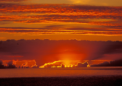 Sunrise Lake Superior