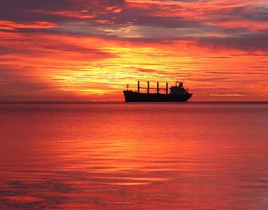 Duluth Harbor Sunrise 6_PSundberg