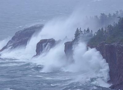 Lake Superior Storm Tettegouche 005