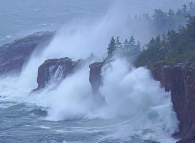 Lake Superior Storm Tettegouche 008