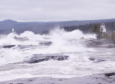 Lake Superior Storm 11