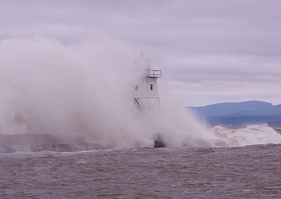 Lake Superior Storm 6