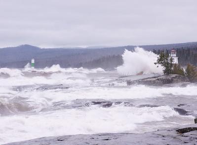 Lake Superior Storm 13