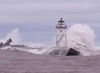 Lake Superior Storm 2