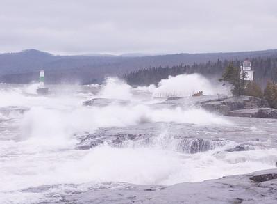 Lake Superior Storm 12