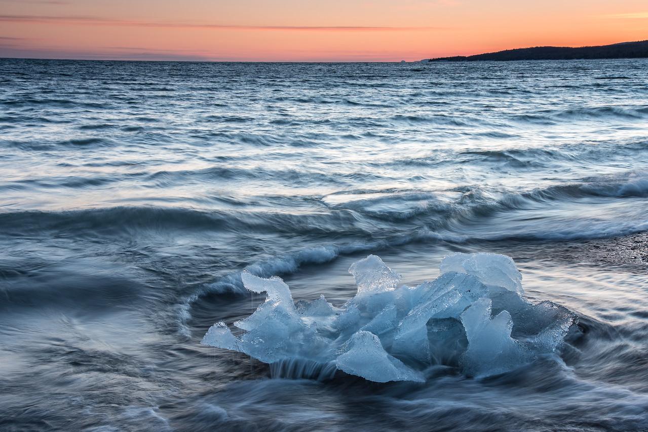 "SUPERIOR SPRING 0997<br /> <br /> ""The Last Iceberg"""