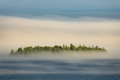 """""""Francis Island Fog"""""""