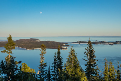 """""""February Moon over the Susie Islands"""""""