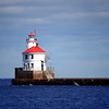 Superior Harbor South Breakwater Light