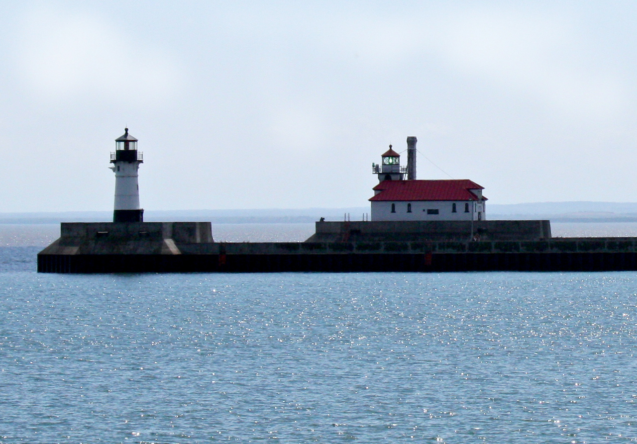 Duluth Harbor North Breakwater