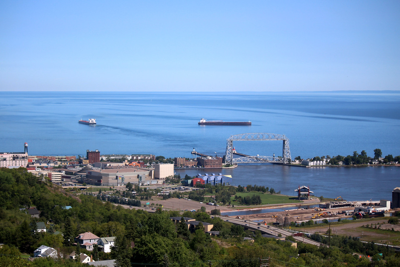 Landmarks Of Duluth