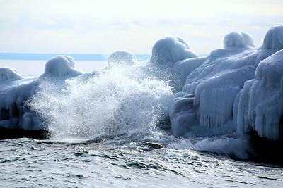 Frozen Blast