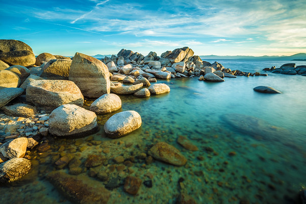 Hidden Beach, Lake Tahoe