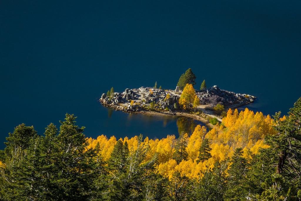 Marlette Lake Chimney