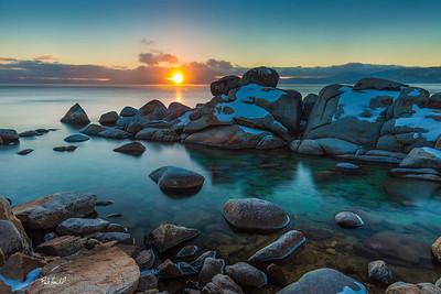 The Rocks Cry Out - Hidden Beach