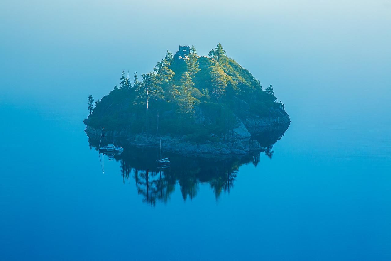 Island in the Sky - Fannette Island
