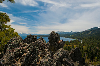 Eagle Rock, Lake Tahoe