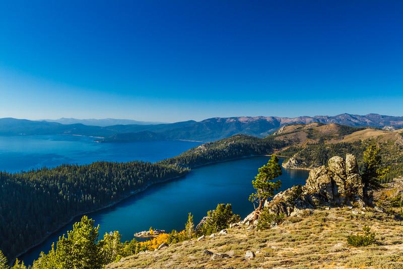 Marlette Lake Autumn