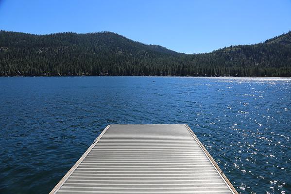 Donner Lake Boat Ramp