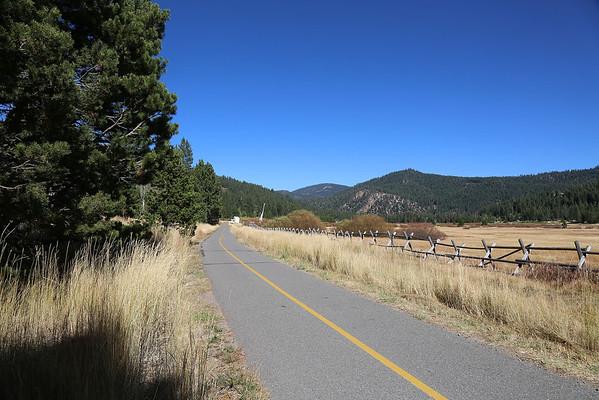 Squaw Valley Bike Trail