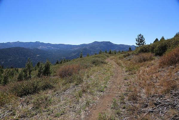 Trails Glacier Way Tahoe Donner