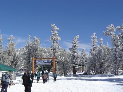 2007 - February Lake Tahoe