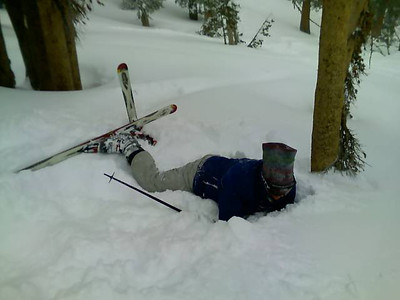 2008 - January Lake Tahoe