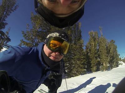 2013 - January Lake Tahoe GoPro