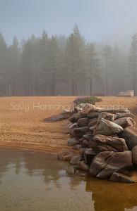Elk Point Beach Fog
