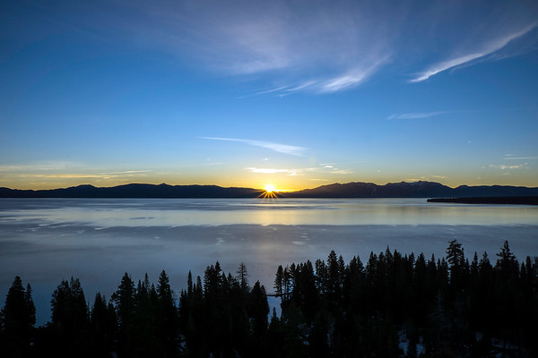 Tahoe Sunrise