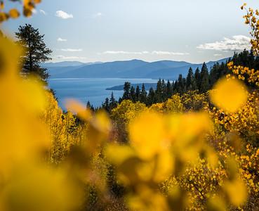 Fall Tahoe