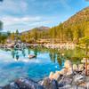 Magestic Lake Tahoe