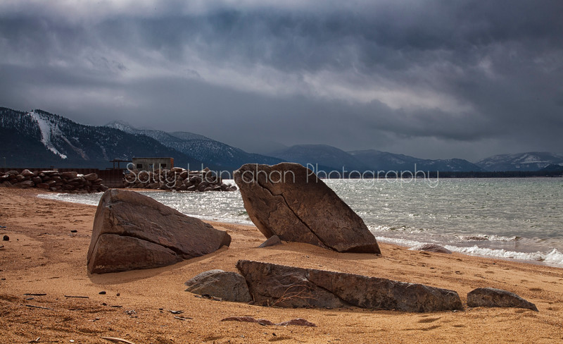 Elk Point Beach - Lake Tahoe Nevada