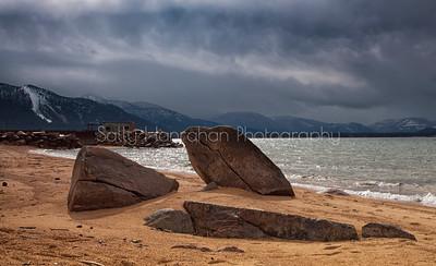 Elk Point Beach - Lake Tahoe Nevada