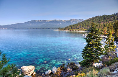 Lake Tahoe/Hidden Beach_1