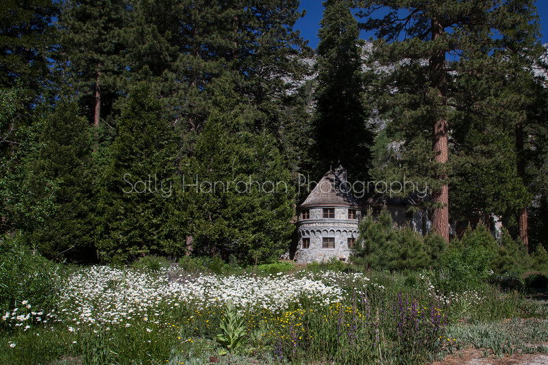 Spring At Vikingsholm Castle-Emerald Bay, Lake Tahoe, California