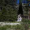 Spring At Vikingsholm-Emerald Bay, Lake Tahoe, California