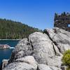 M.S. Dixie ll and Fannett Island Teahouse - Emerald Bay, Lake Tahoe