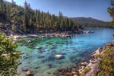 Lake Tahoe/Creek Beach_6