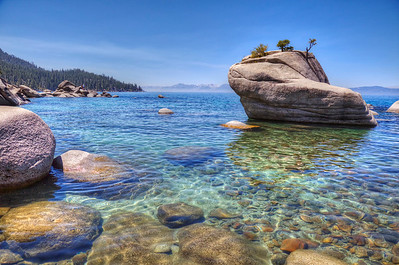 Lake Tahoe/Bonsai Rock_9