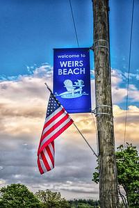 weirsbeachflag