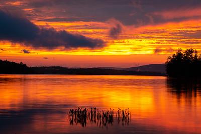 Tuftonboro Sunset