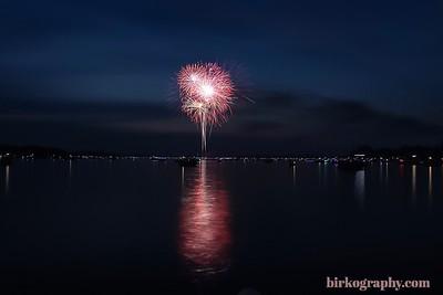July 4th, 2018 Excelsior Bay, Lake Minnetonka, MN