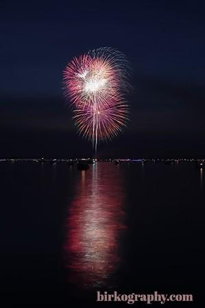 July 4th 2018 Excelsior Bay, MN