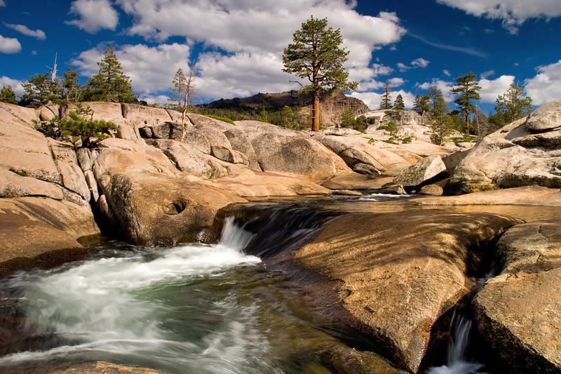 Silver Fork of the American River, El Dorado National Forest, El Dorado County, CA